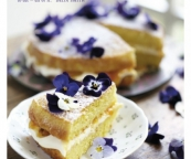 """Seasonal Baking"" by Fiona Cairns, published by Weidenfeld & Nicholson. Photography by Dan Jones."