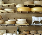 La Fromagerie, Marylebone - the venue for the third Foodie Bugle Lectures.