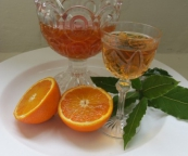 Cointreau infused with bay leaf Seville Orange Marmalade
